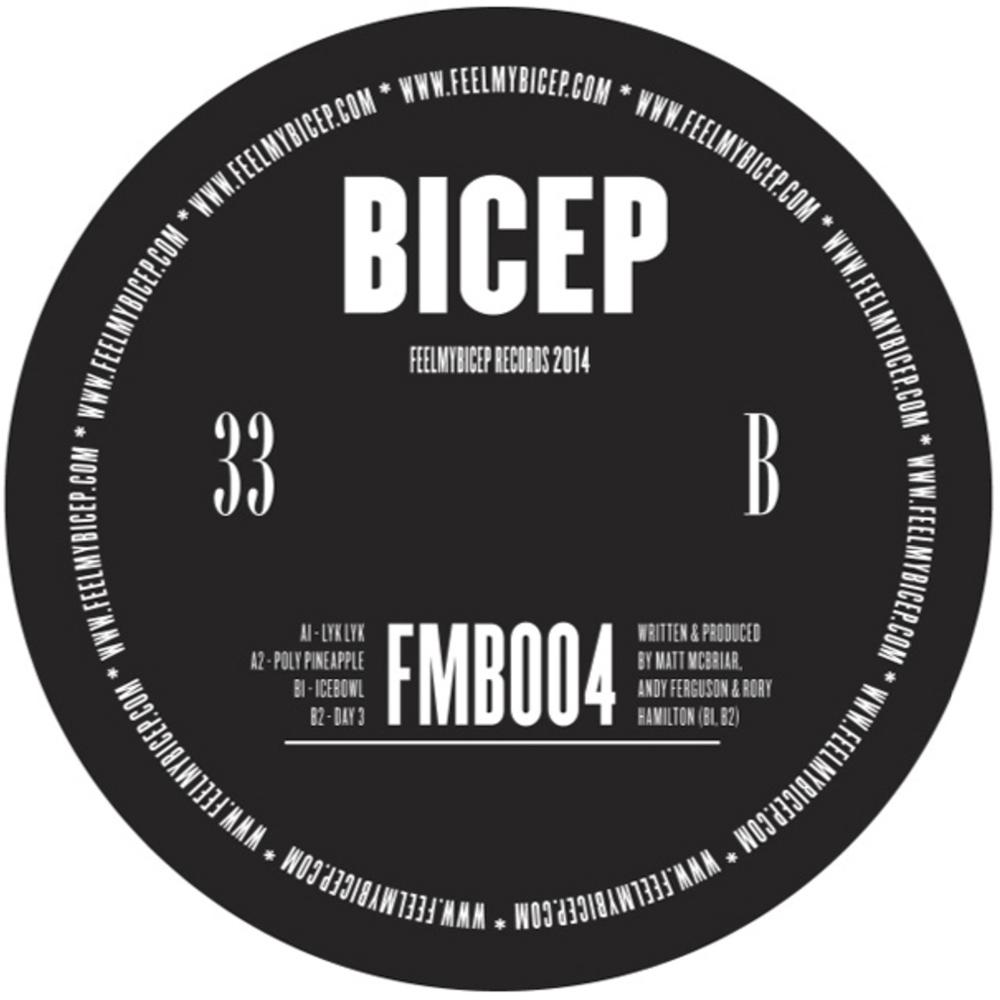Bicep - Lyk Lyk [FMB004]