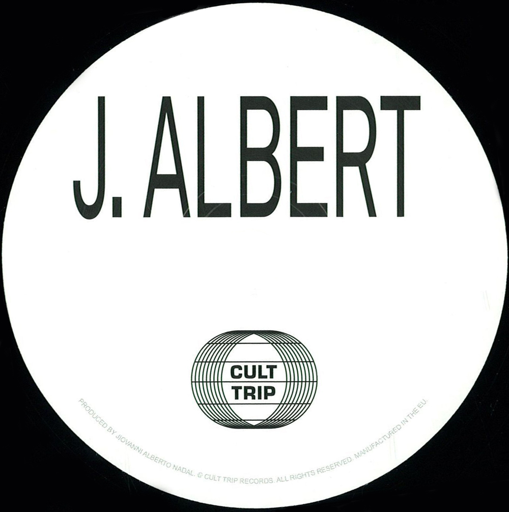 J. Albert ‎– Vertigo Contracto [CT002]