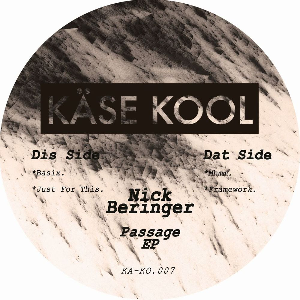 Nick Beringer - Passage [KA-KO.007]