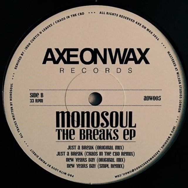 Monosoul - The Breaks [AOW005]