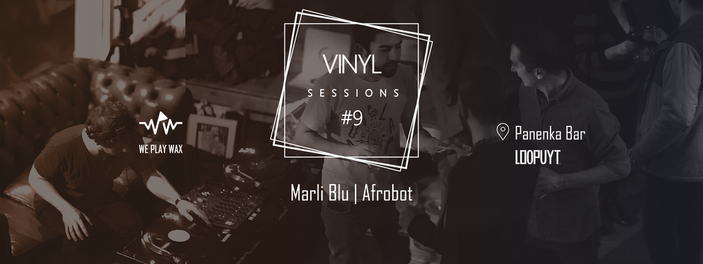 Vinyl Sessions #09 - Marli Blu and Afrobot