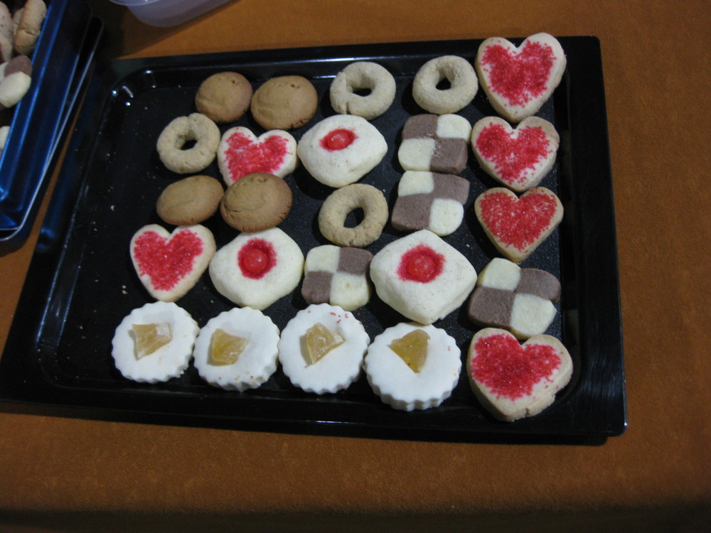Yoshi's Cookie cookies!