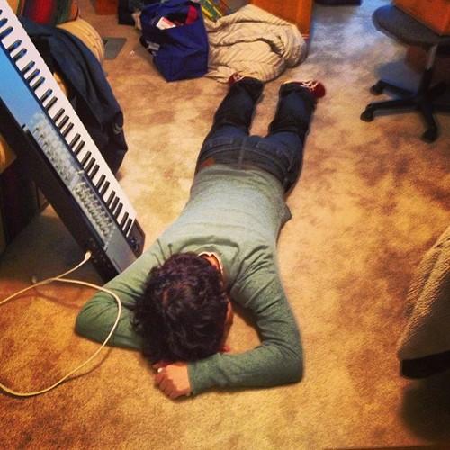 Alex... dead?