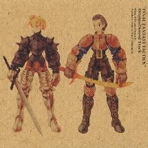 Hitoshi Sakimoto & Masaharu Iwata - Final Fantasy Tactics OST