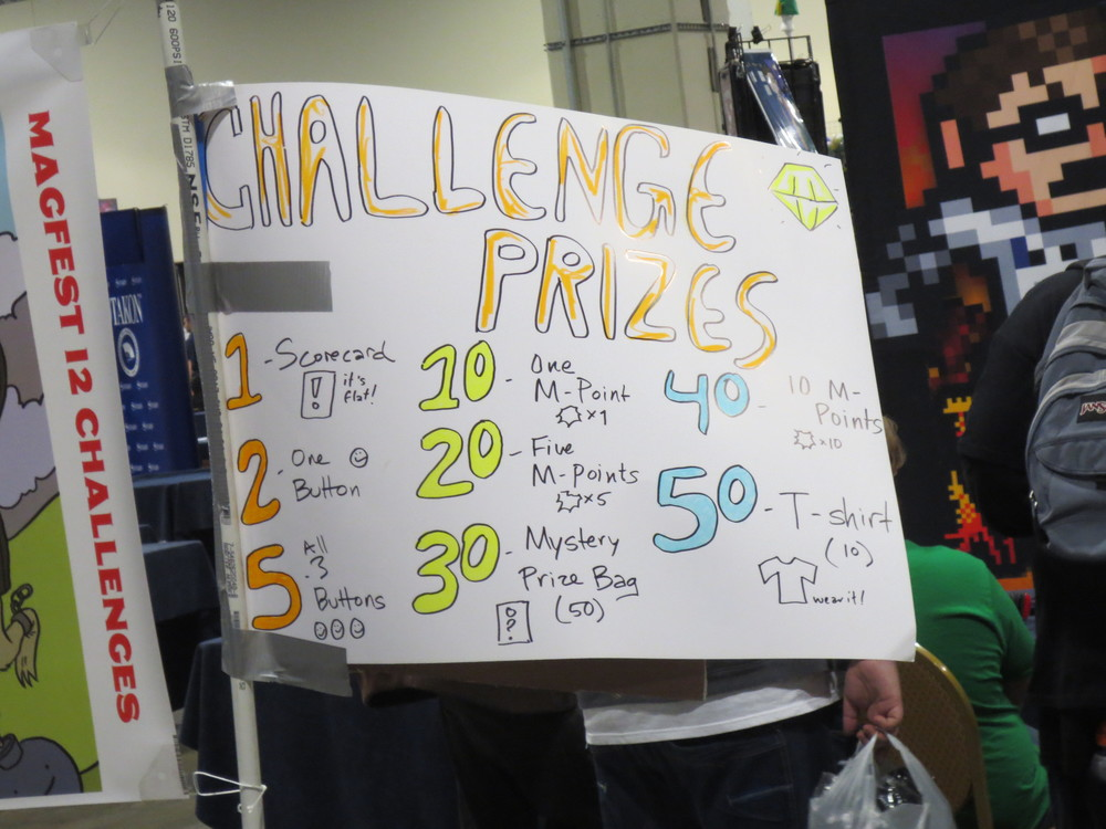 MAGFest 2014 - 02 - Challenge Prizes.JPG
