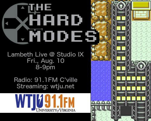 radio debut on lambeth live | aug. 10, 2018