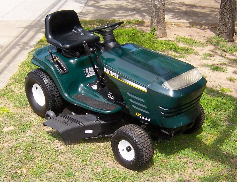 1998-2002 CRAFTSMAN LT1000