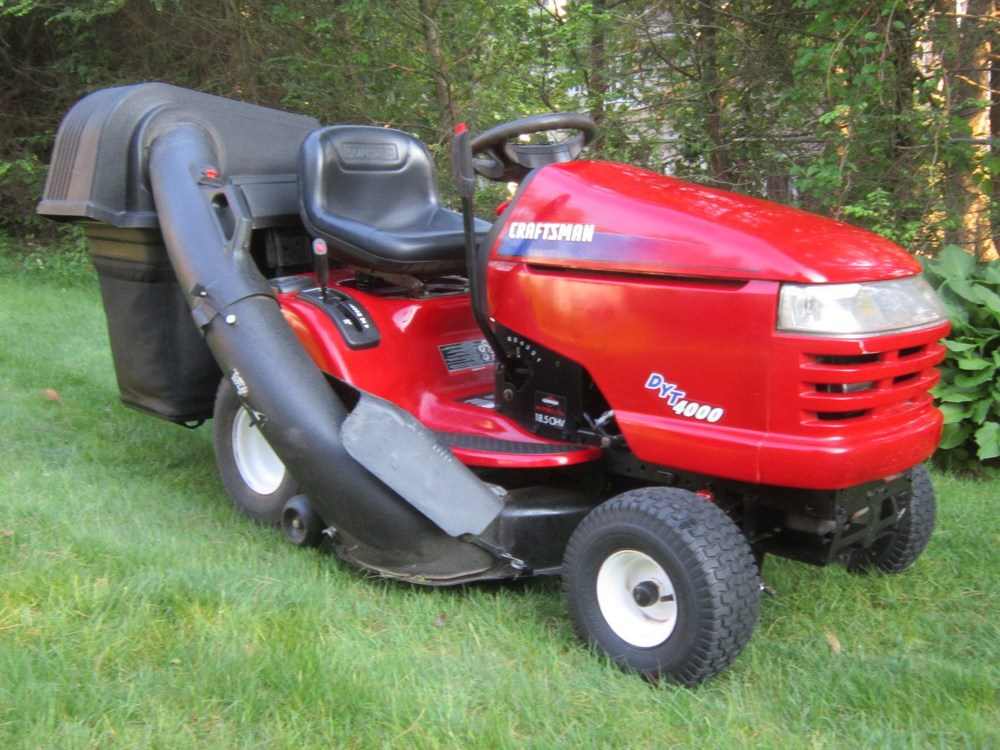 Craftsman Dyt 4000 Parts Manual : Article buying tips for the intelligent consumer