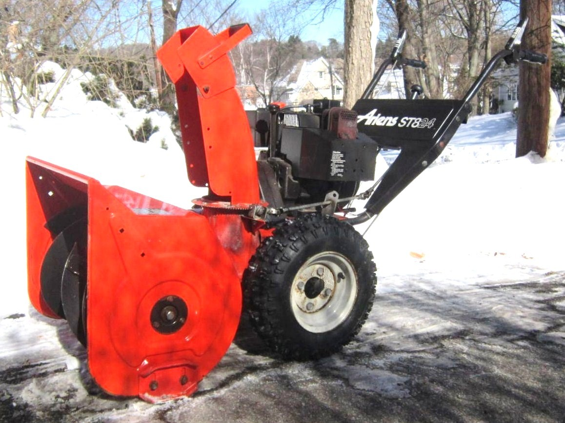 Top Rated Snow Blowers : Article 23: buying a used snow blower u2014 jays power equipment