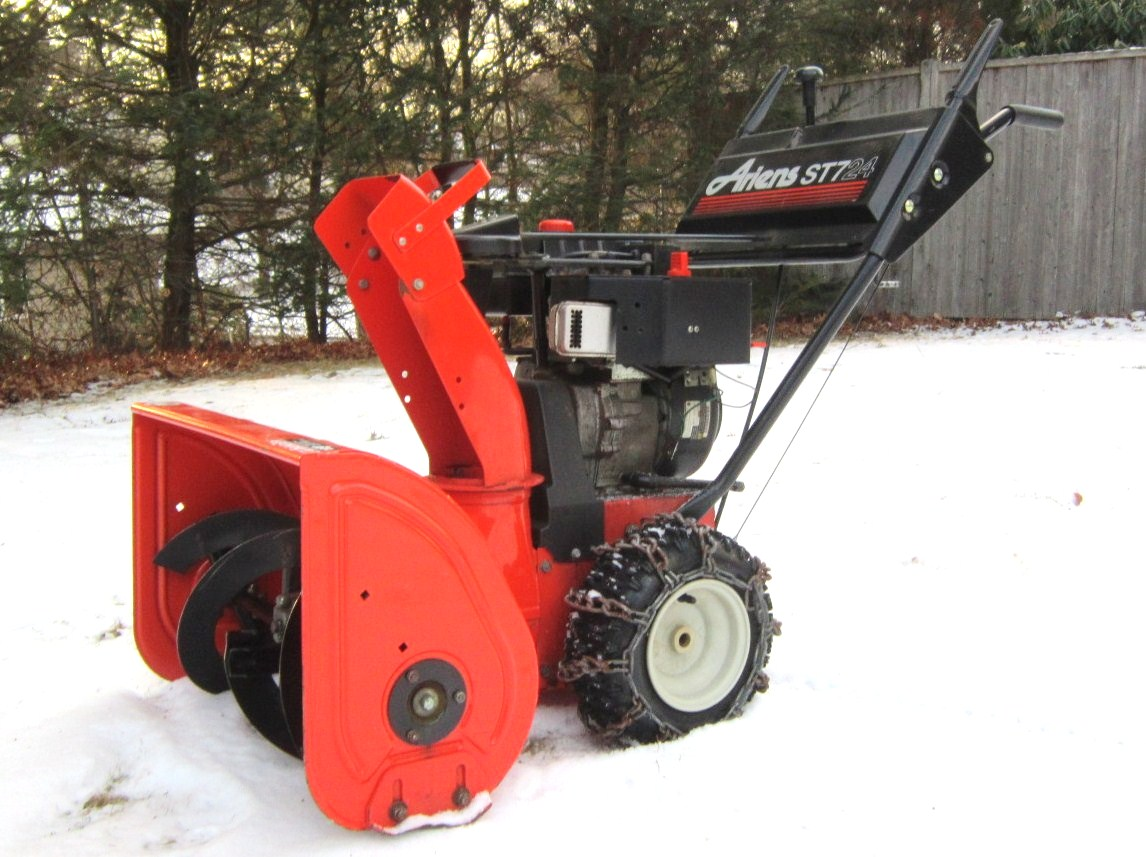 1997 Ariens Compact ST724 #932027