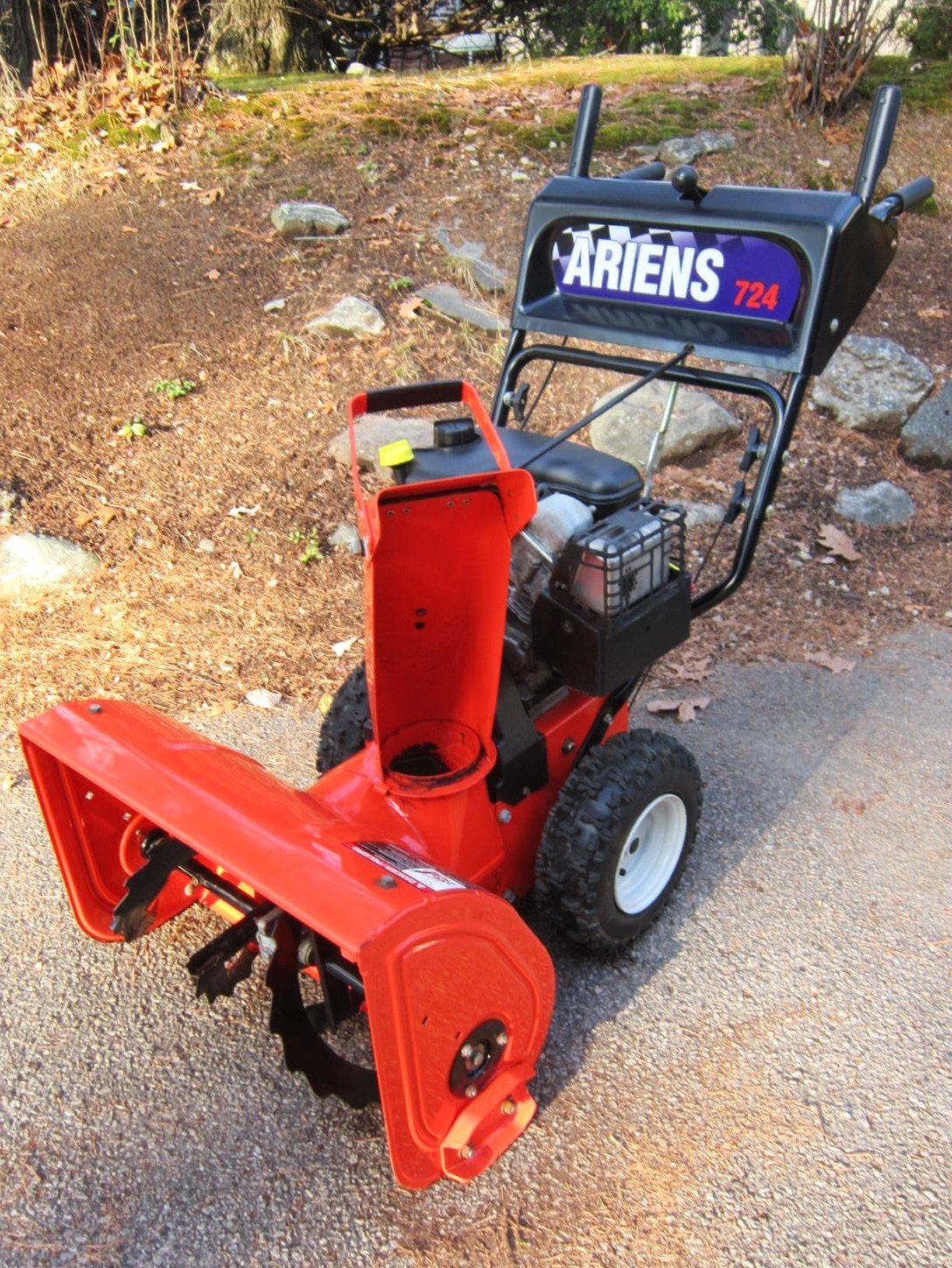 2002 Ariens Compact ST724 #932035