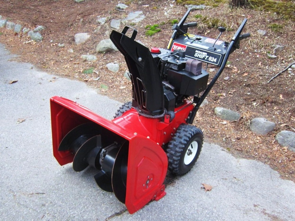 Article 23 buying a used snow blower jays power equipment 1989 toro 824 power shift 38540 sciox Image collections