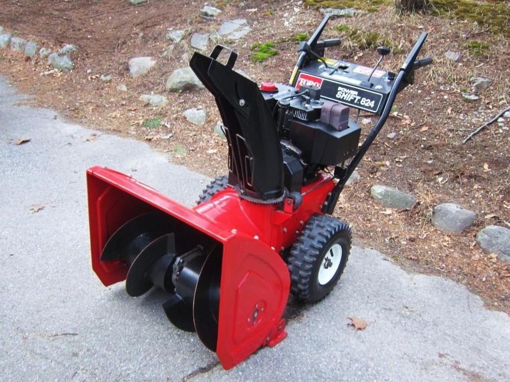 article 23 buying a used snow blower jay s power equipment rh jayspower com toro powershift 824 manual Toro 824 Snow Blower Review