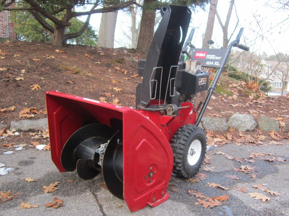 Article 23 buying a used snow blower jays power equipment toro 824 xl power throw 38083 sciox Image collections
