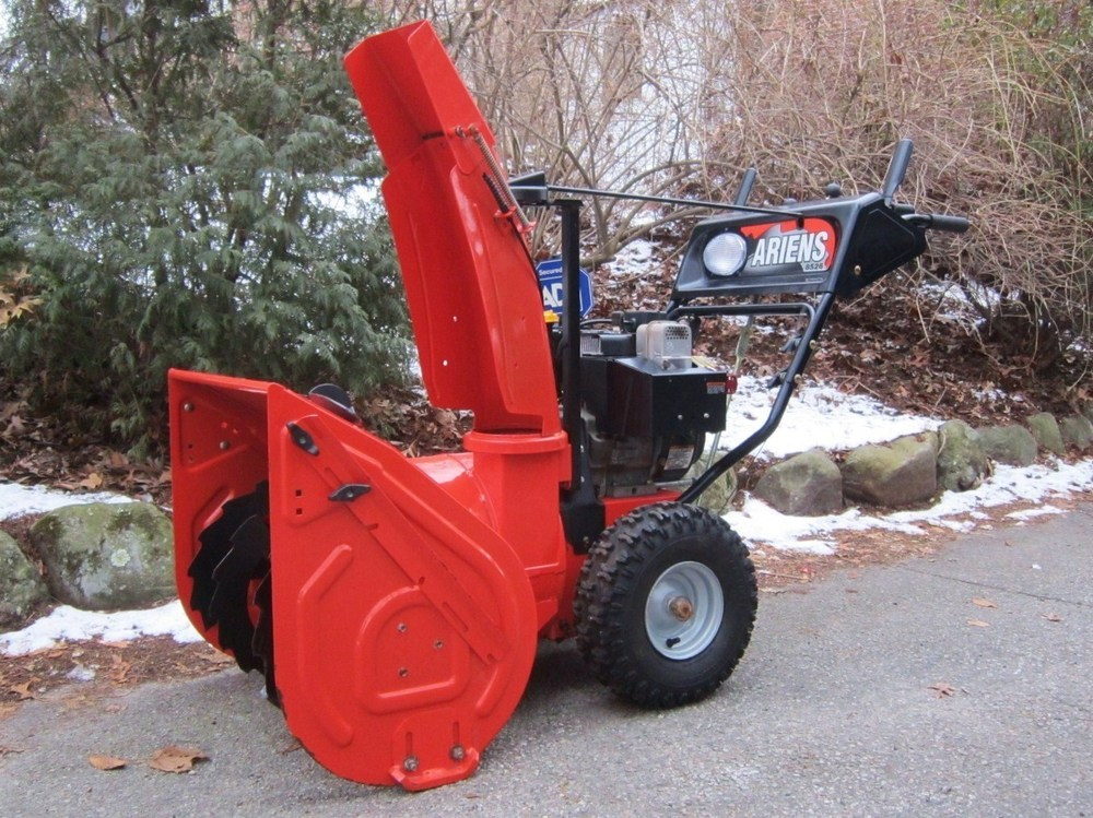 Early-to-Mid-2000s Ariens 8526 LE #932105