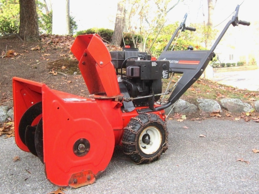 Early-1980s Ariens ST724 #924048