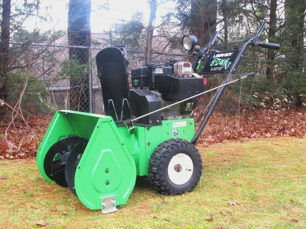Lawn-Boy Compact 824E #28232