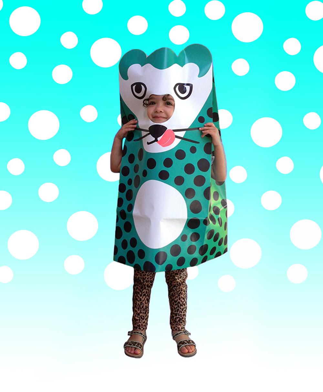 Berlin-Leopard-Costume-Paper-Toys