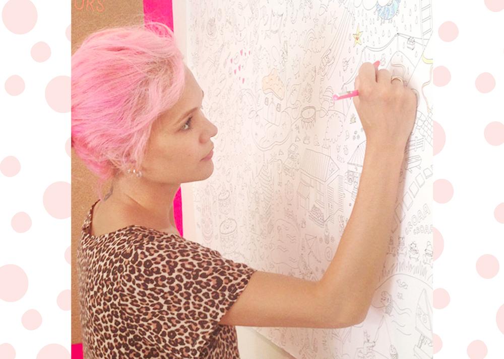 Cynthia-Mittweg-Coloring-Omy-Paper-Toys
