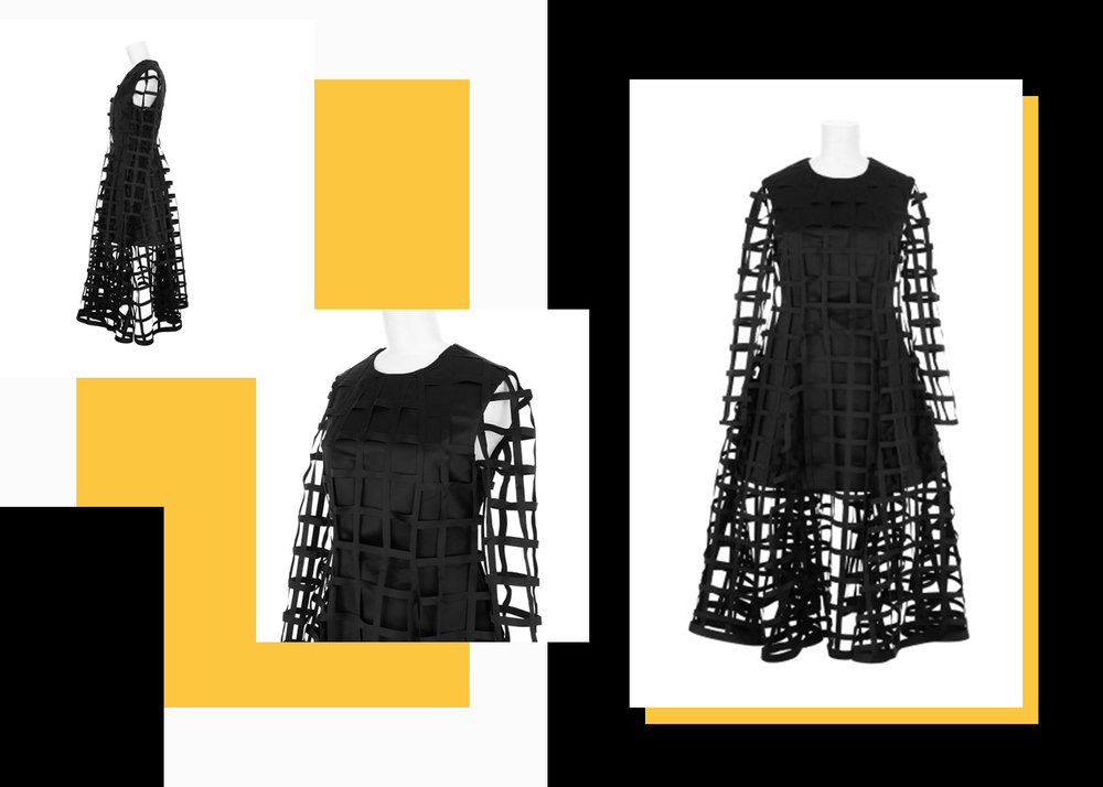 Paskal-Clothing-Maison-Mittweg-Fashion-Caged-Dress