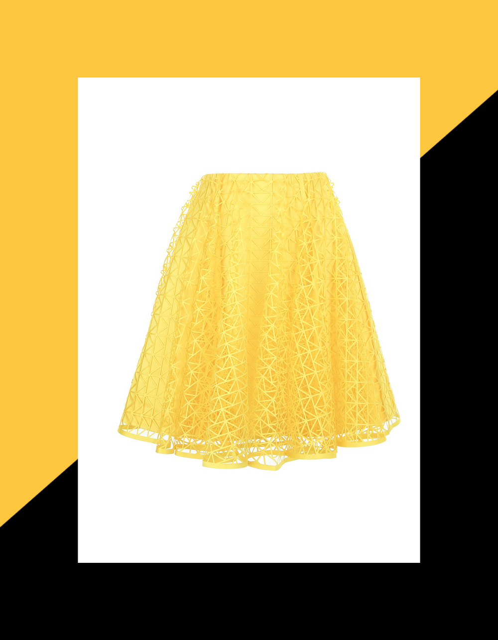 Paskal-Clothing-Maison-Mittweg-Fashion-Yellow-Skirt