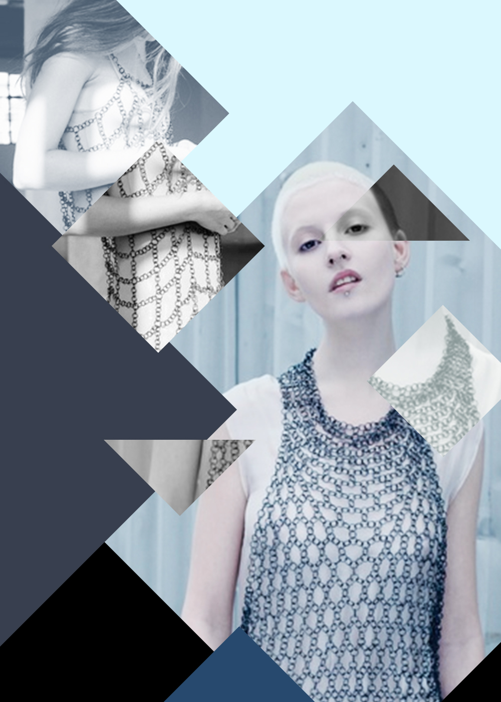 Designer-Fannie-Schiavoni-Lady-Gaga-Chainmail-Maison-Mittweg-Fashion