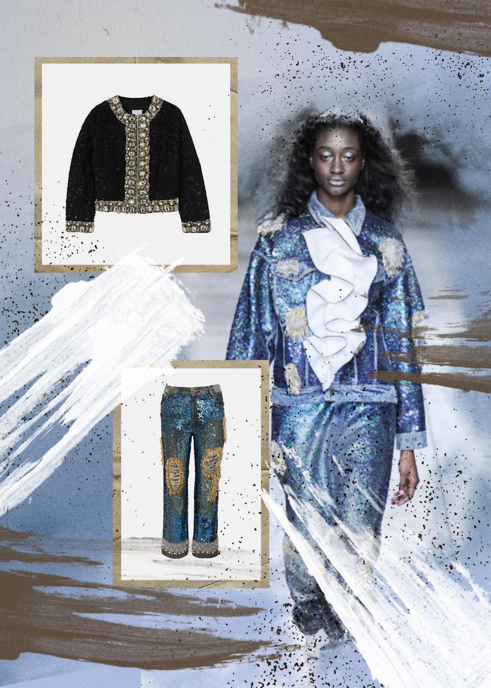Maison-Mittweg-Designers-Sequin-Embellished-Jeans
