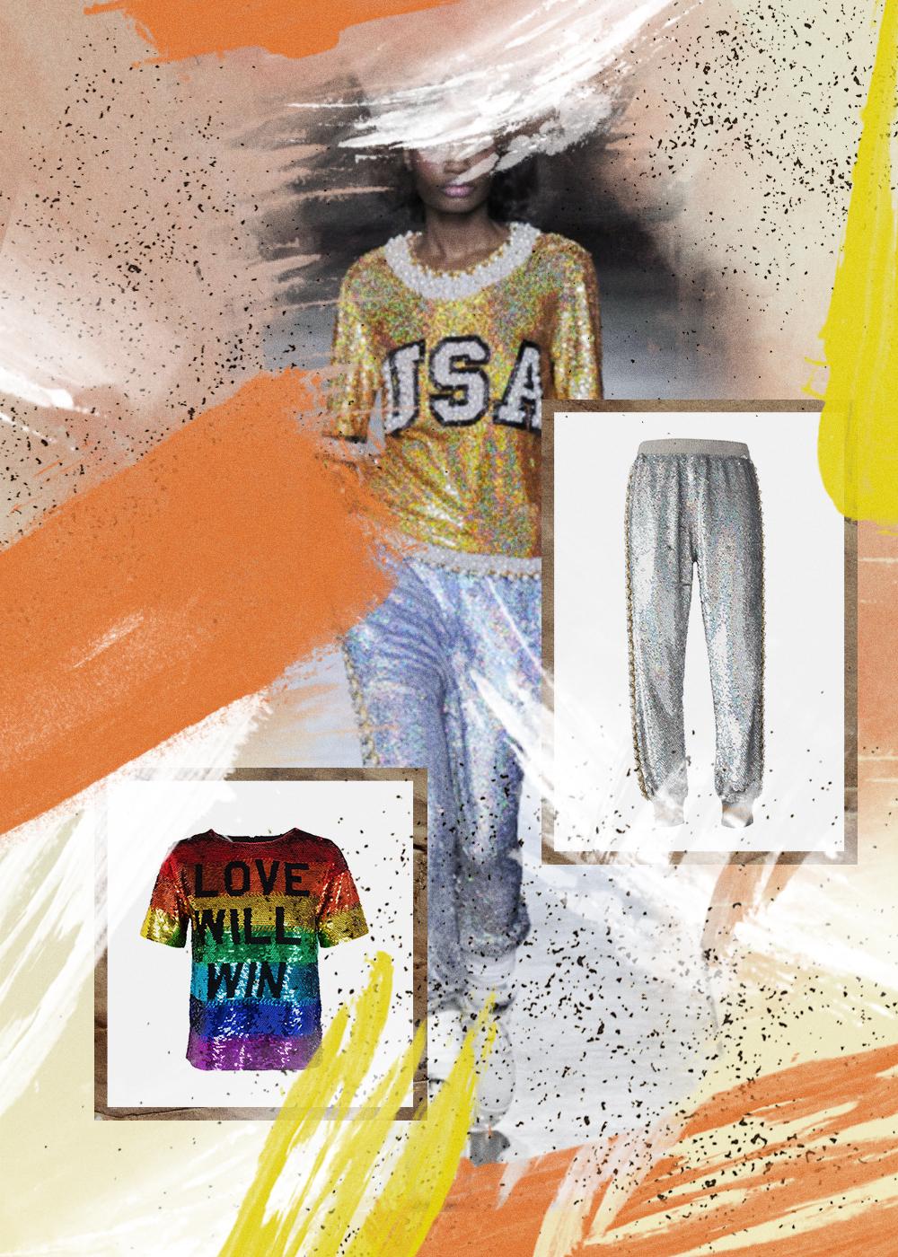 Maison-Mittweg-Designers-Ashish-Sequin-Tees-Tracksuit