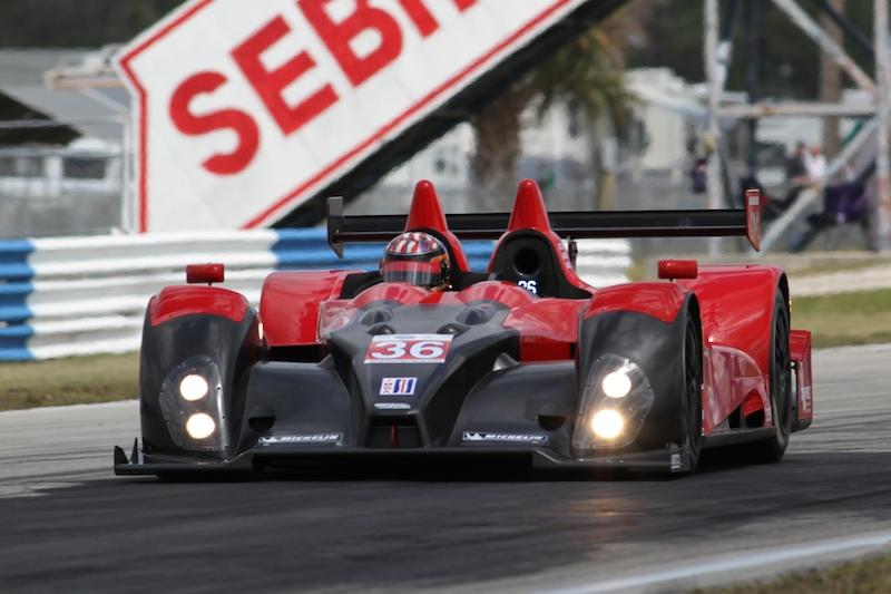 Genoa Racing at Sebring, powered with Epovex® Adhesives