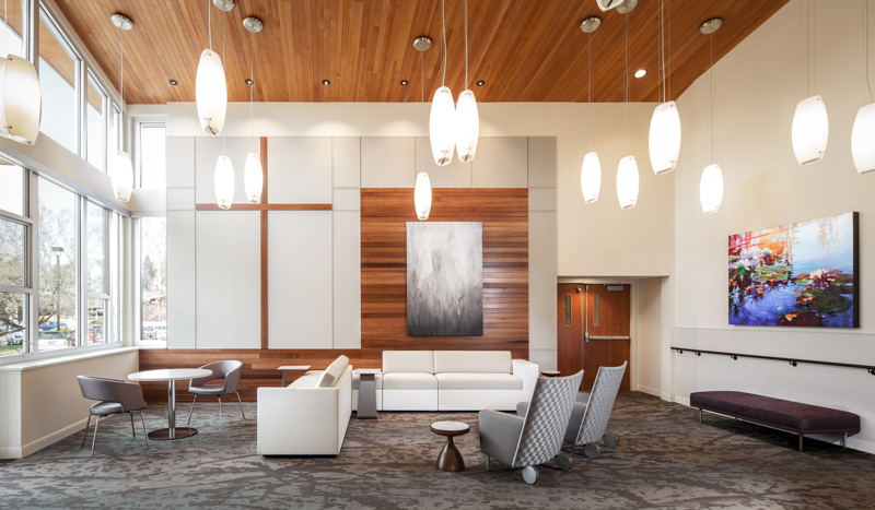 commercial interior design portland oregon