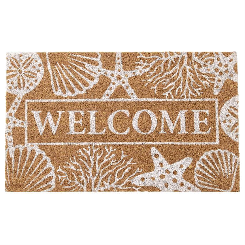 Exceptionnel Welcome Or Beach Door Mat