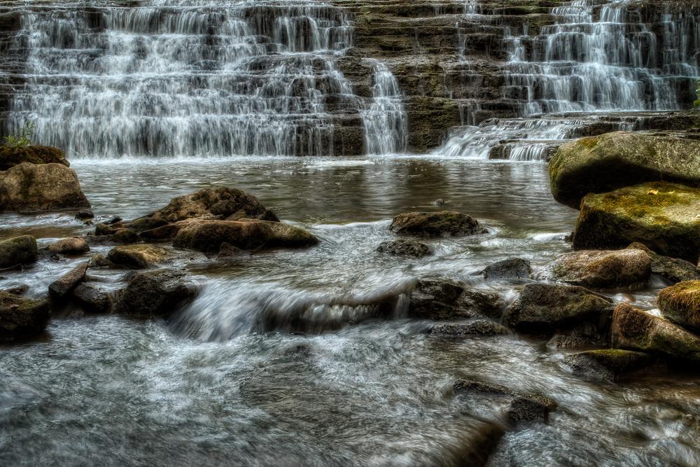Darnley Cascade
