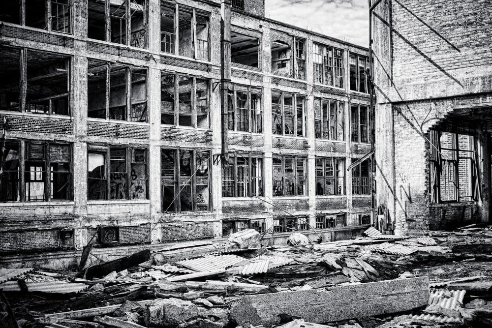 Packard Ruins