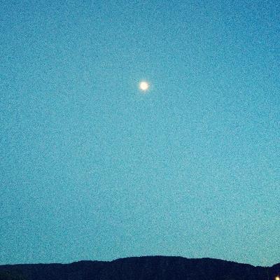 moon over ojai