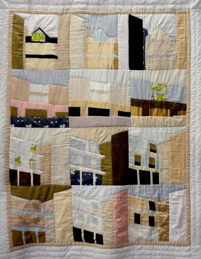 Naomi Kuo - Neighborhood Quilt