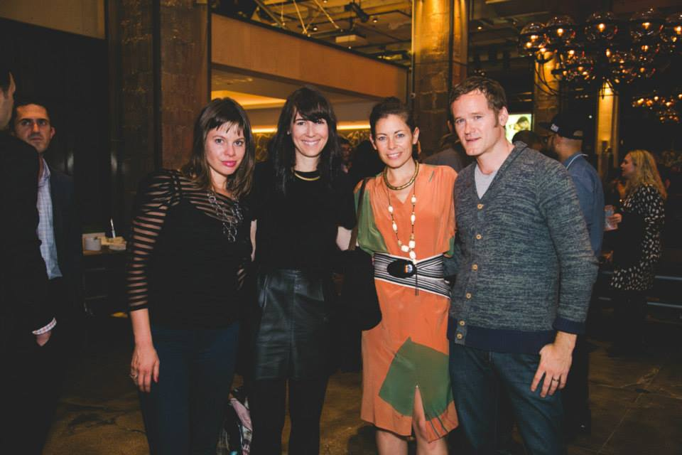 A wonderful night of friends, food, and drink while raising funds and celebrating the work of Groundswell in the community. Photo courtesy of Groundswell.