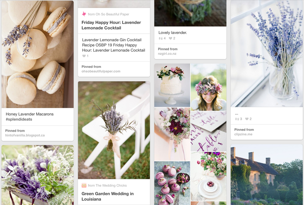 Check out the Pinterest inspiration board too.