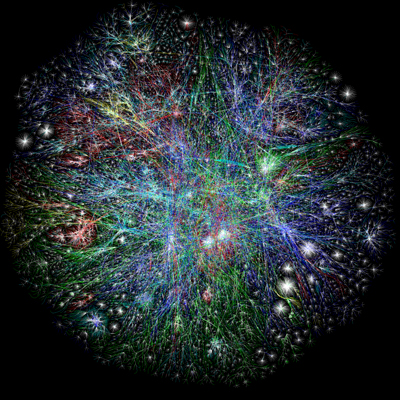 Image of Worldwide Internet Usage,