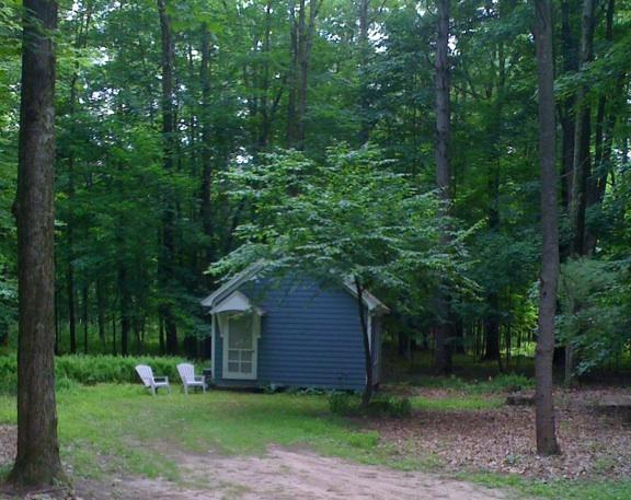 Yaddo - Woodland Cabin