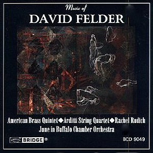 David Felder – Journal