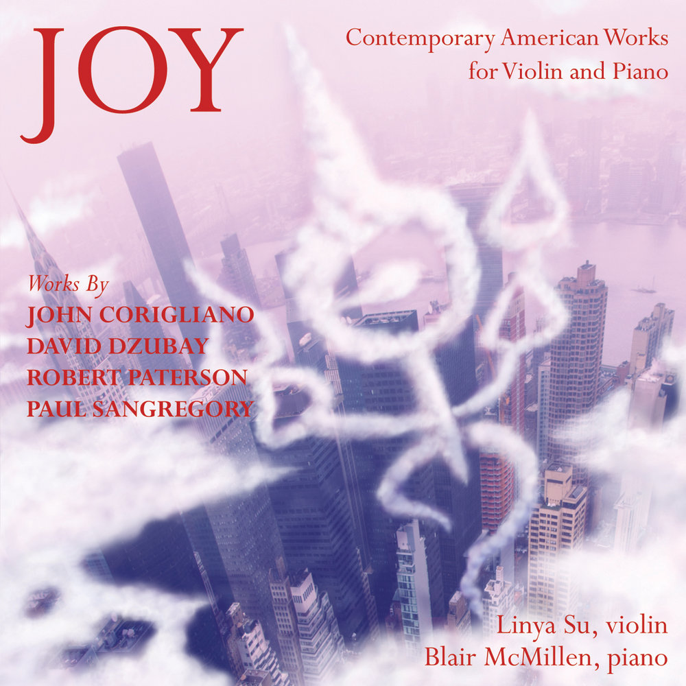 Joy: Contemporary American Works for Violin and Piano