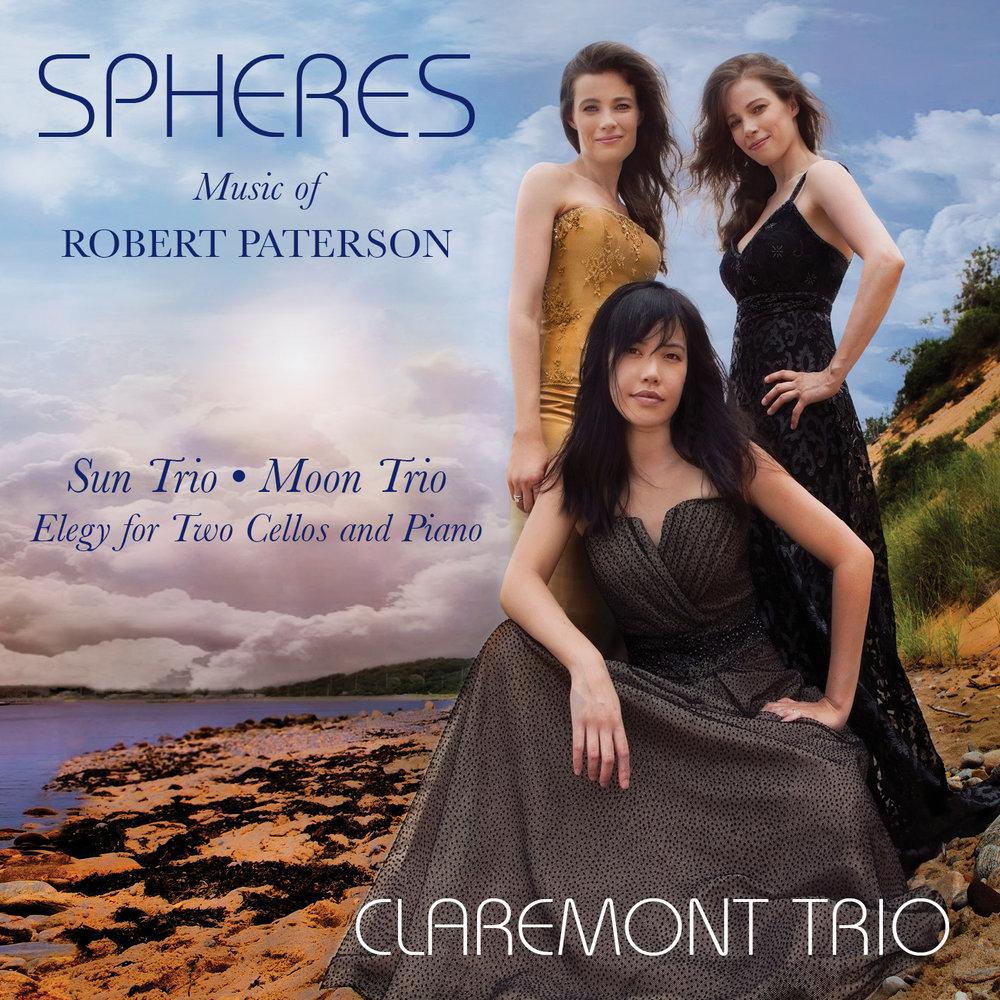 Claremont Trio: Spheres - Music of Robert Paterson