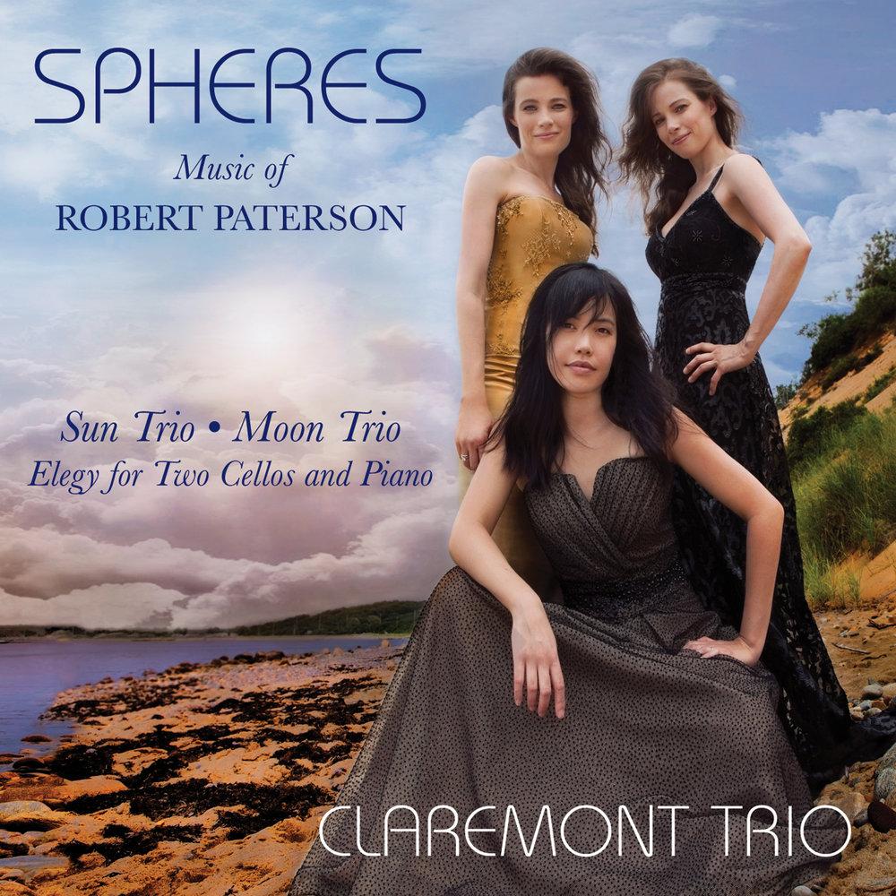 Claremont Trio (L-R): Emily Bruskin, violin;Andrea Lam, piano; Julia Bruskin, cello