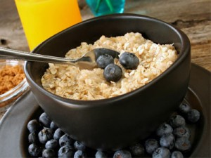 oatmeal-blueberry