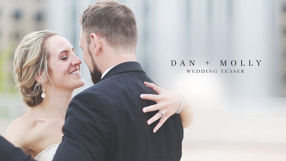DAN + MOLLY Wedding Teaser