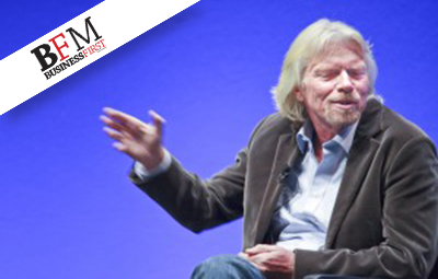 Thought leadership : Richard Branson (Business First Magazine)