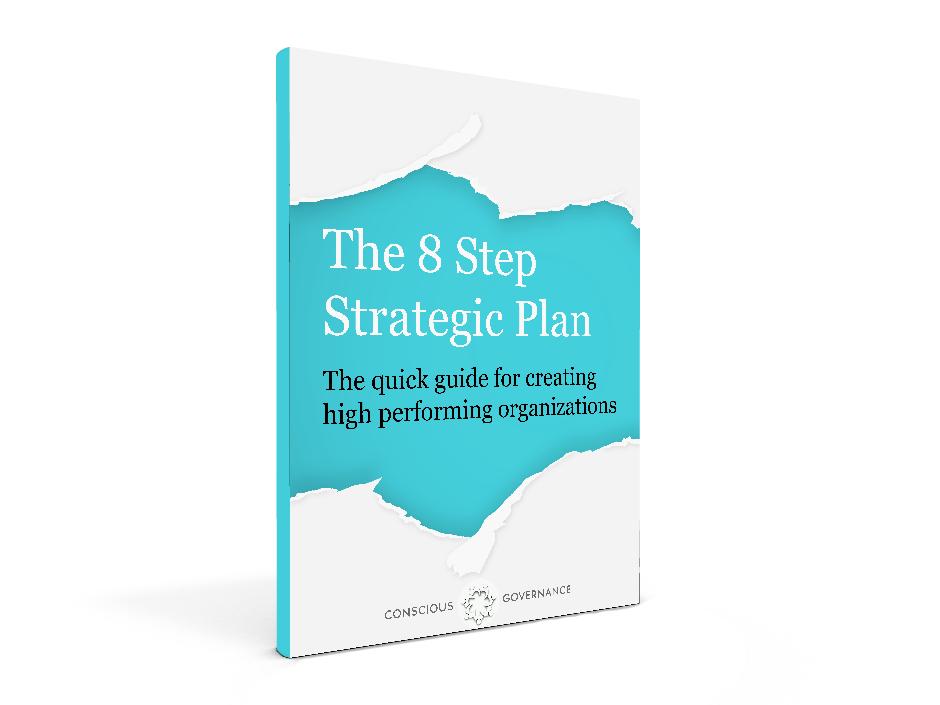 The 8 Step Strategic Plan