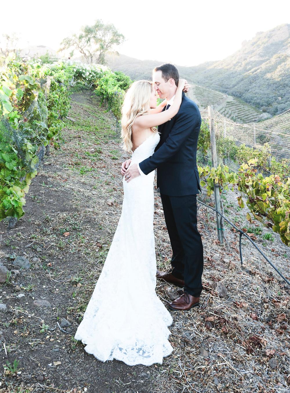 Jeff & Alicia | Fall 2015 wedding at Saddle Rock Ranch in Malibu, California
