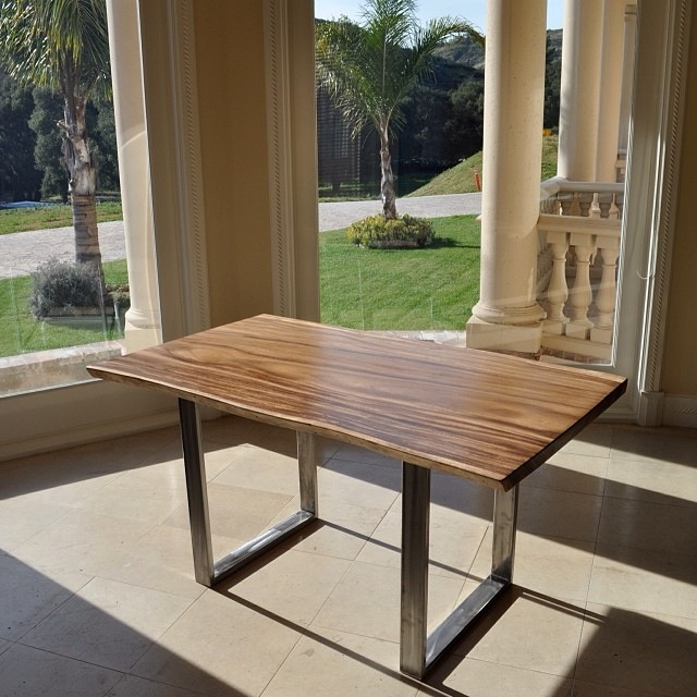 Fijian Rain Tree Desk