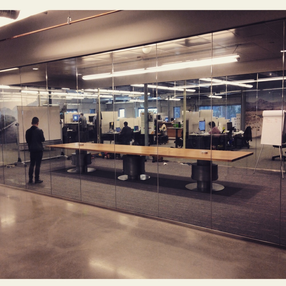 Conference Table - Metromile HQ